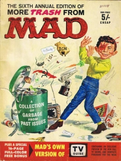 More Trash from MAD #6 • Great Britain