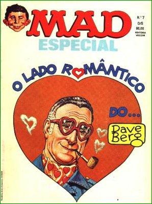 MAD Especial (Vecchi) #7 • Brasil • 1st Edition - Veechi