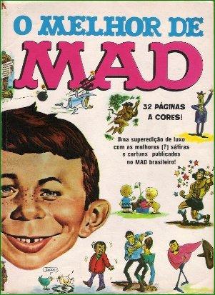 O Melhor De MAD • Brasil • 1st Edition - Veechi