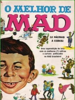 Go to O Melhor De MAD • Brasil • 1st Edition - Veechi
