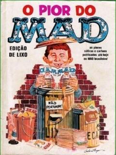 Go to O Pior Do MAD • Brasil • 1st Edition - Veechi