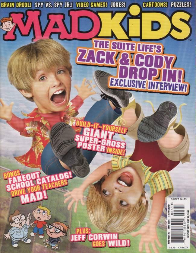 MAD Kids #3 • USA • 1st Edition - New York