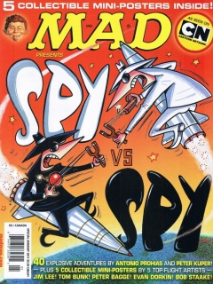 MAD presents Spy vs Spy • USA • 1st Edition - New York