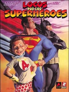 Go to Locos Por Los Superheroes