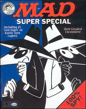 MAD Super Special • India • 1st Edition - Gotham