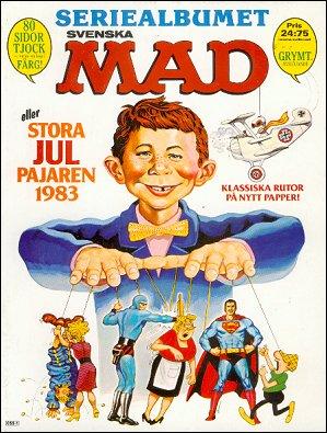 Stora Julpajaren #1983 • Sweden