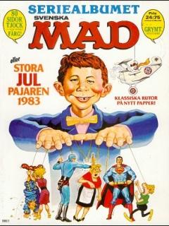 Go to Stora Julpajaren #1983 • Sweden