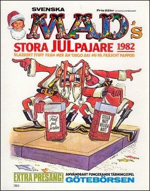Stora Julpajaren #1982 • Sweden