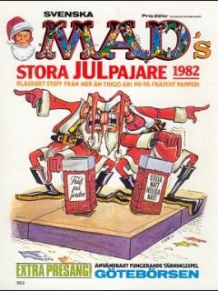 Go to Stora Julpajaren #1982 • Sweden