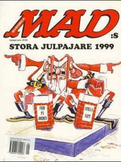 Go to Stora Julpajaren #1999 • Sweden