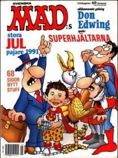 Stora Julpajaren #1991 • Sweden