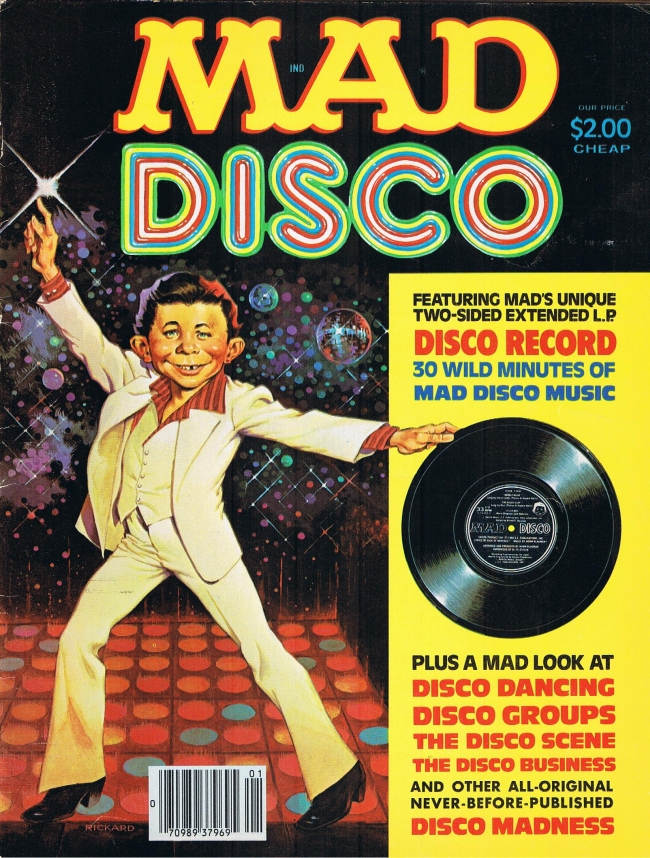 MAD Disco • USA • 1st Edition - New York