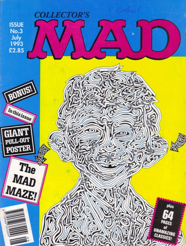 Collector's MAD #3 • Great Britain