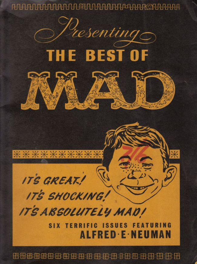 The Best of MAD • Great Britain