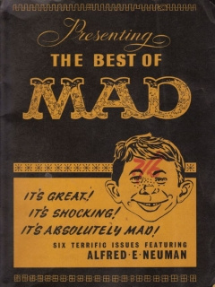 Go to The Best of MAD • Great Britain