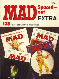 MAD Extra • Great Britain