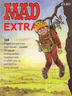 Go to MAD Extra • Great Britain
