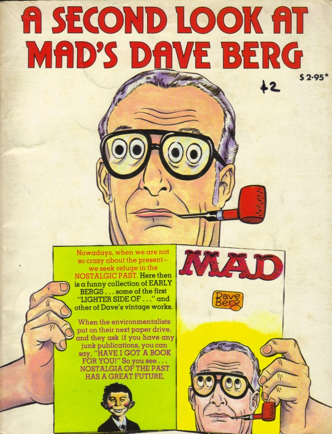 A Second Look at MAD's Dave Berg • Australia