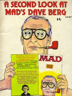 Go to A Second Look at MAD's Dave Berg • Australia