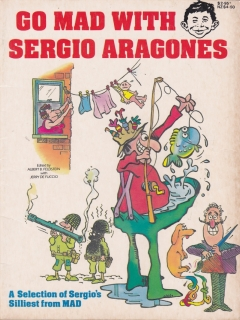 Go to Go MAD with Sergio Aragones • Australia