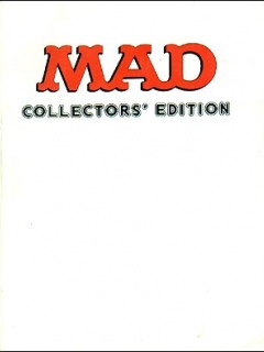 MAD Collectors' Edition 1983 • Great Britain