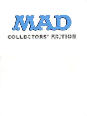 MAD Collectors' Edition 1984 • Great Britain