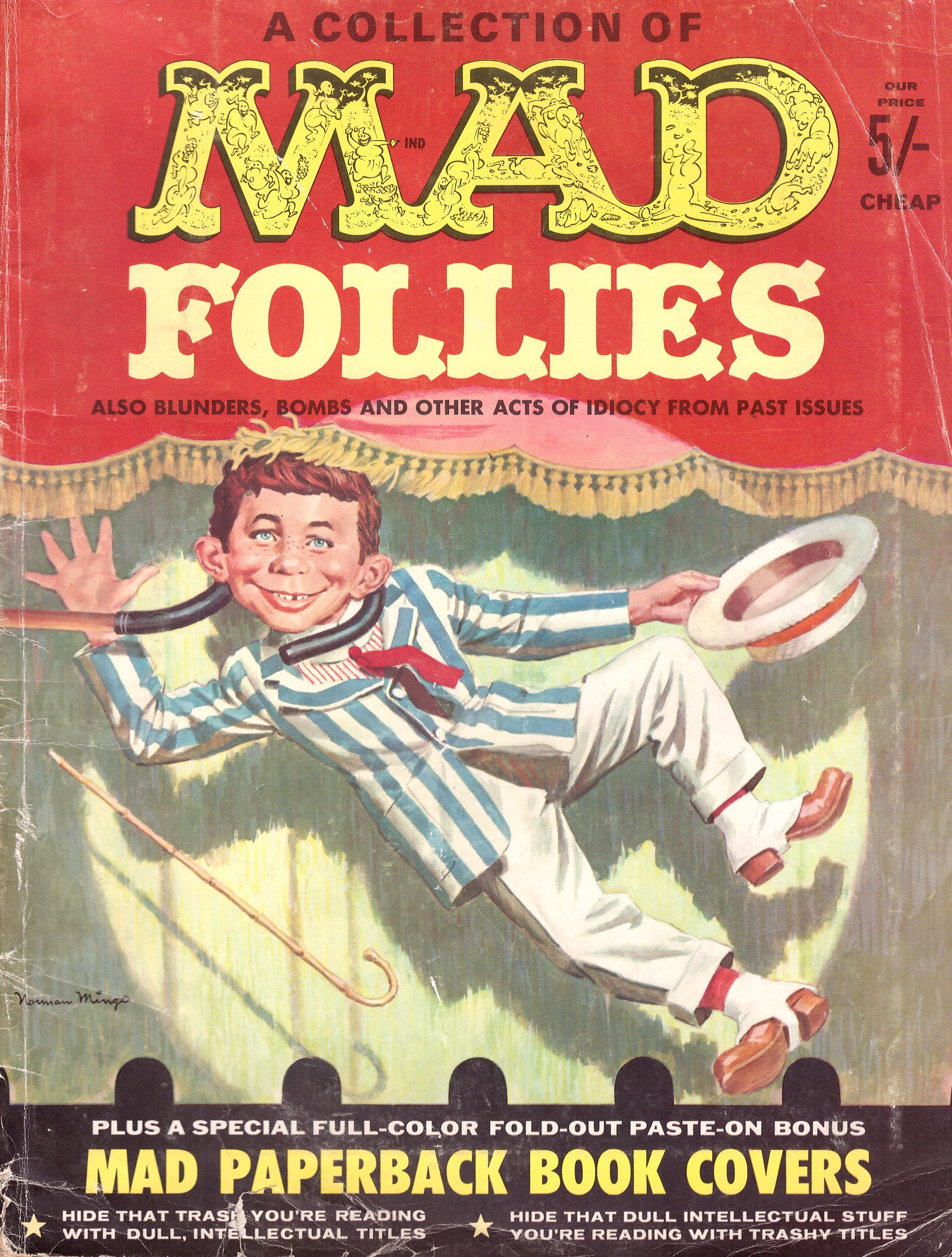 MAD Follies #1 • Great Britain
