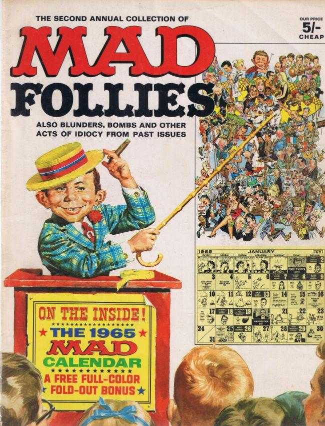 MAD Follies #2 • Great Britain