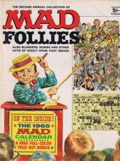 Go to MAD Follies #2 • Great Britain