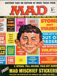 More Trash from MAD #2 • Great Britain