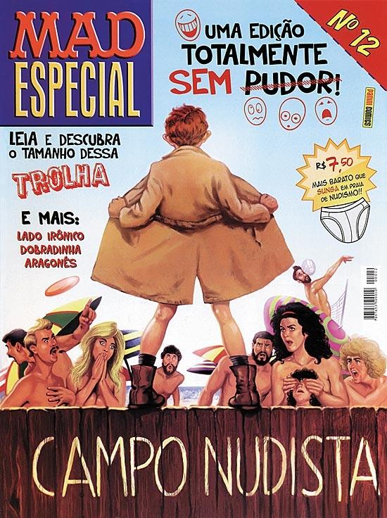 MAD Especial (Panini) #12 • Brasil • 4th Edition - Panini