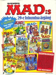 Go to MAD Inbundna årgång #29