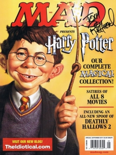 Go to MAD presents Harry Potter • USA • 1st Edition - New York