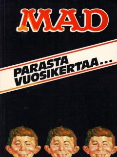 Go to MAD Parasta Vuosikertaa Omnibus