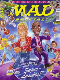 Go to MAD Special #25 • Germany • 2nd Edition - Dino/Panini