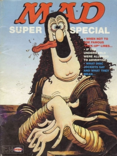 Go to MAD Super Special #2 • India