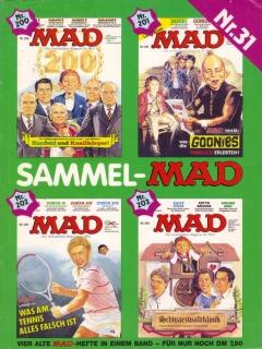 Go to Sammel MAD #31 • Germany • 1st Edition - Williams