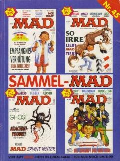 Go to Sammel MAD #45 • Germany • 1st Edition - Williams