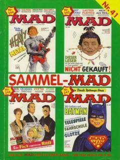 Go to Sammel MAD #41 • Germany • 1st Edition - Williams