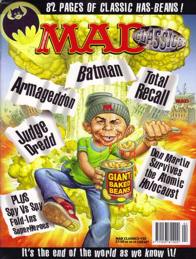 MAD Classics #30 • Australia