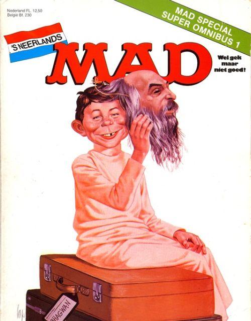 MAD Super Omnibus #1 • Netherlands • 1st Edition