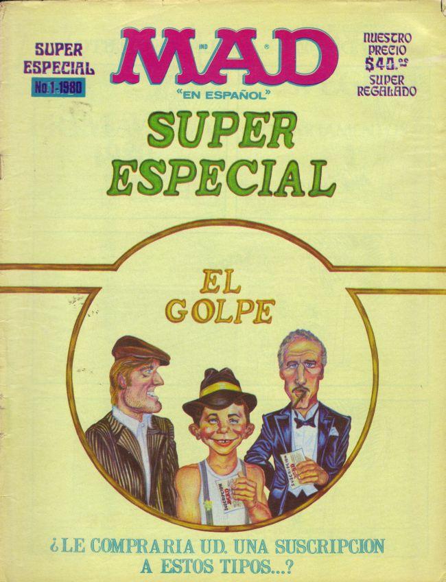 MAD Super Especial #1 • Mexico • 1st Edition - Lisa