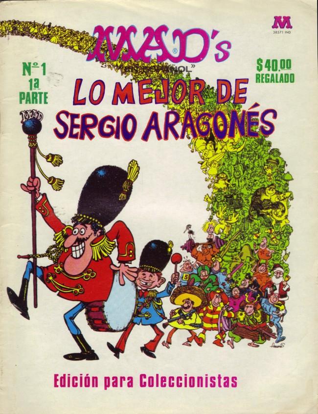 Lo Mejor De Sergio Aragonés #1 • Mexico