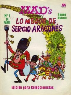 Go to Lo Mejor De Sergio Aragonés #1 • Mexico