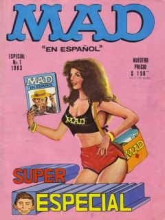 Go to MAD Super Especial #1