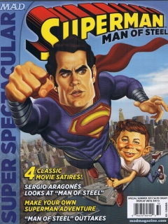 Go to MAD Super Spectacular: Superman • USA • 1st Edition - New York