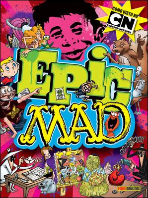 Various MAD Books • Brasil