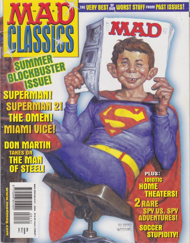 MAD Super Special #131 • South Africa