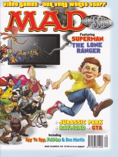 Go to MAD Classics #35 • Australia
