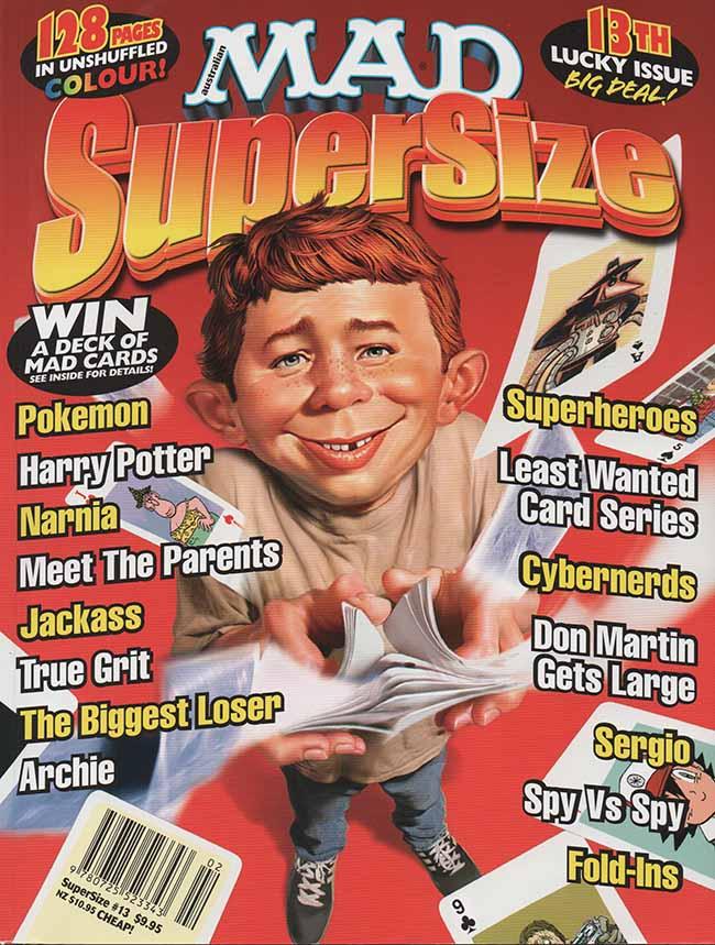 MAD SuperSize #13 • Australia